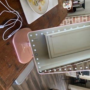 Impressions Bath - Impressions Vanity Co. Touch Pro LED Makeup Mirror
